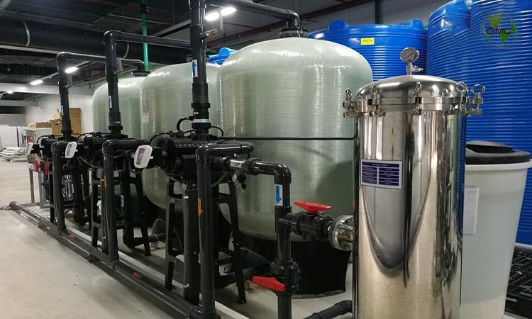Hệ thống lọc nước EDI tại Phú Thọ