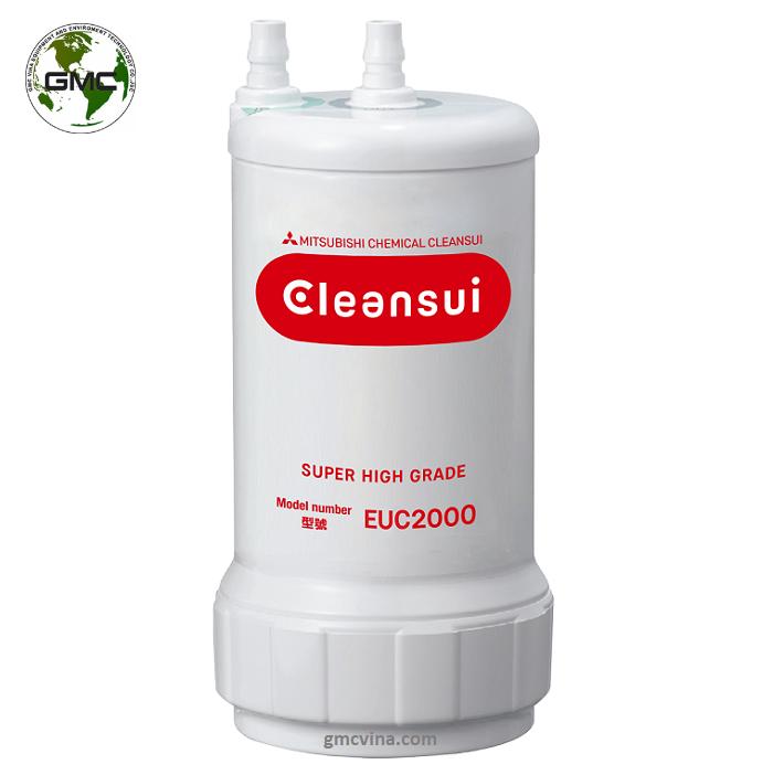 Bộ lọc nước Cleansui EUC2000