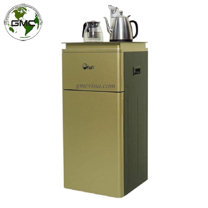 Cây nước nóng lạnh bàn trà, bình âm FujiE - WD3000E