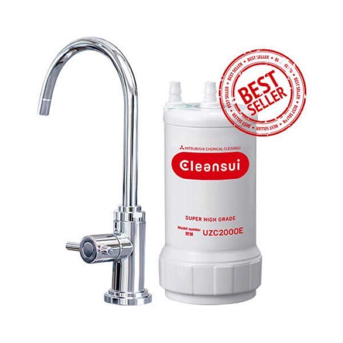 Thiết bị lọc nước dưới bồn rửa Mitsubishi Cleansui EU101