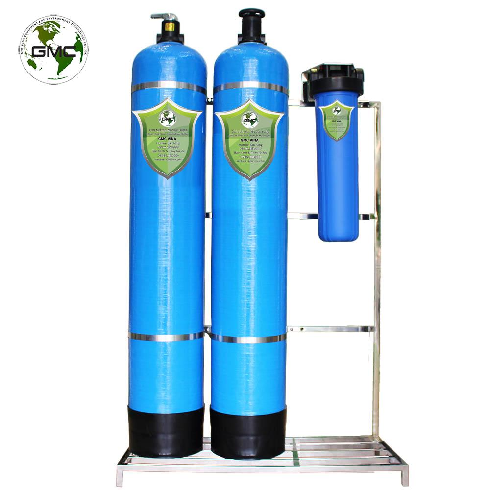 Hệ thống lọc nước sinh hoạt GMC-MV-CS1 - 1m3/h