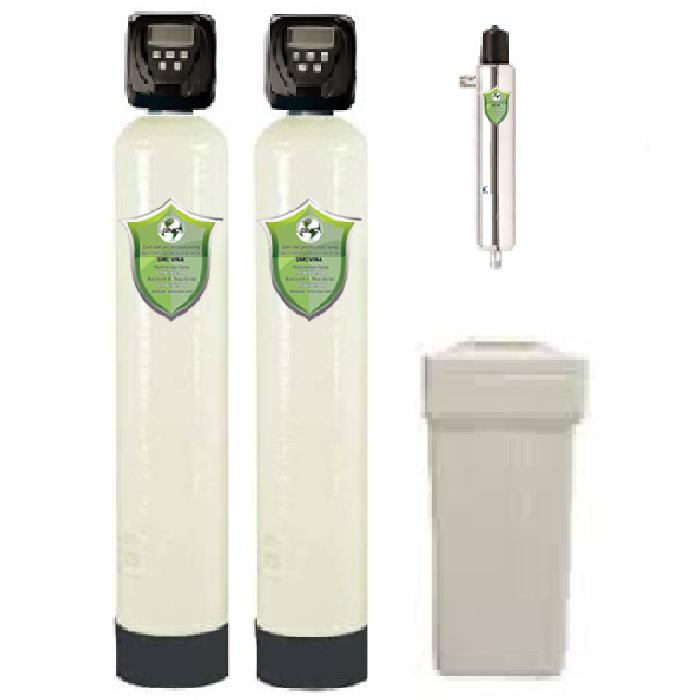 Hệ thống lọc nước sinh hoạt GMC-AV-CS2 2m3/h