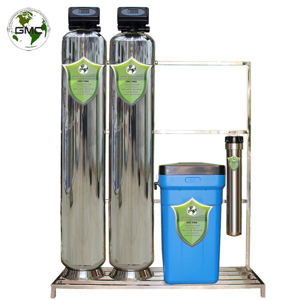 Hệ thống lọc nước sinh hoạt GMC-AV-DCSU1.2i