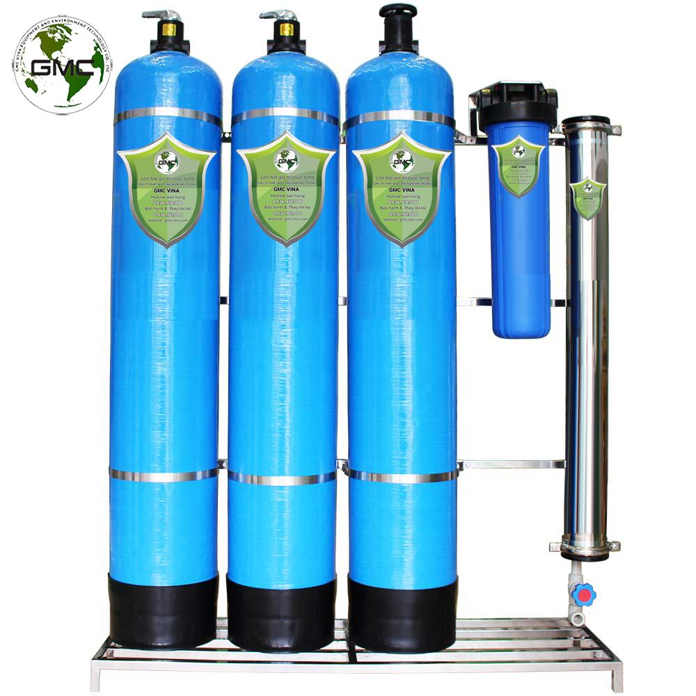 Hệ thống lọc nước sinh hoạt GMC-MV-DCSU1.2