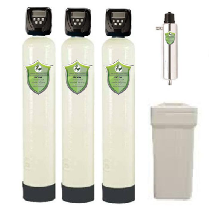 Hệ thống lọc nước sinh hoạt GMC-AV-DCS2
