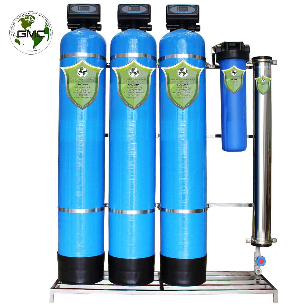 Hệ thống lọc nước sinh hoạt GMC-AV-DCSU1.2