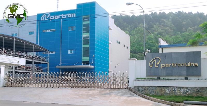 Lắp đặt hệ thống UF Công ty Partron Vina