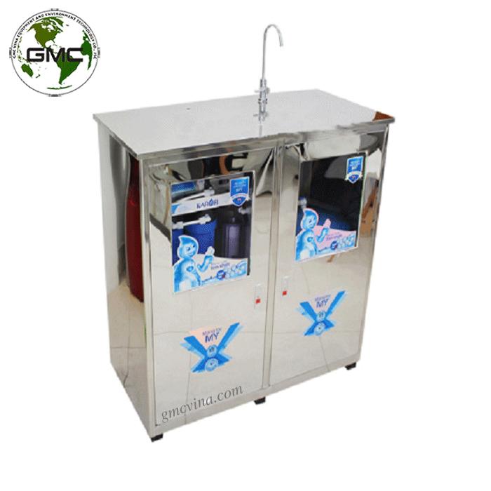 Máy lọc nước bán công nghiệp Karofi KT-KB50 50L tủ Inox