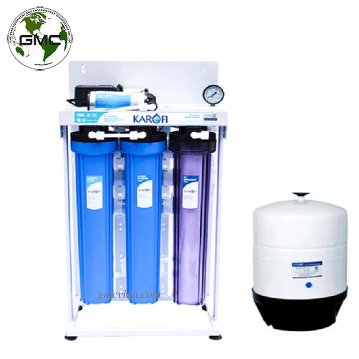 Máy lọc nước bán công nghiệp Karofi KT-KB80T (80L) có bình áp