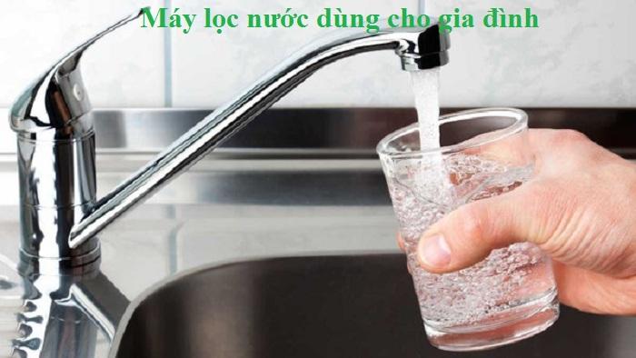 [Tư vấn] chọn mua máy lọc nước dùng cho gia đình tốt, an toàn, giá cả hợp lý nhất hiện nay