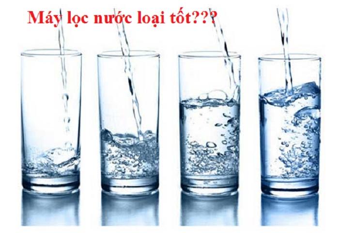 5 tiêu chí bạn không thể bỏ qua nếu muốn mua được máy lọc nước loại tốt